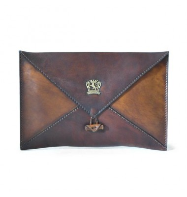Pratesi Envelope case in cow leather 099 - Bruce Brown