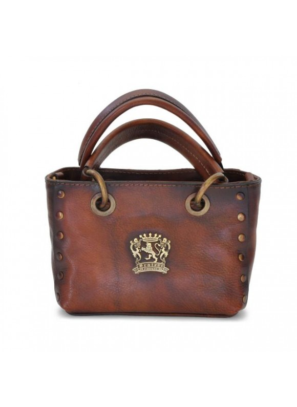 Pratesi Bagnone Lady Bag in cow leather - Bruce Brown