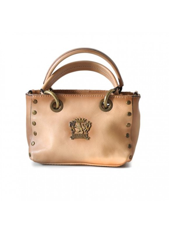 Pratesi Bagnone Lady Bag in cow leather - Bruce Panna