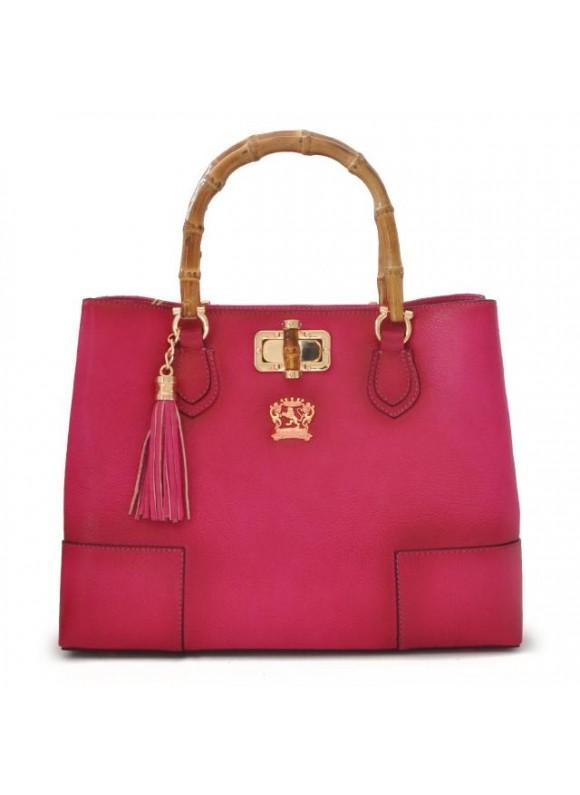 Pratesi Sarteano Shoulder Bag in cow leather - Sarteano Shoulder Bag in cow leather