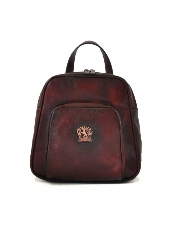 Pratesi Sirmione Backpack in cow leather - Bruce Chianti