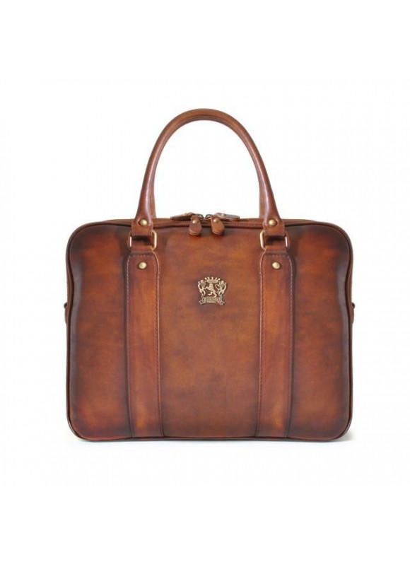 Pratesi Briefcase Magliano in cow leather - Bruce Brown