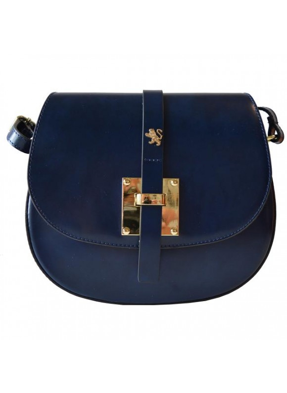 Pratesi Firenze Bag Pelago - Radica Dark Blue