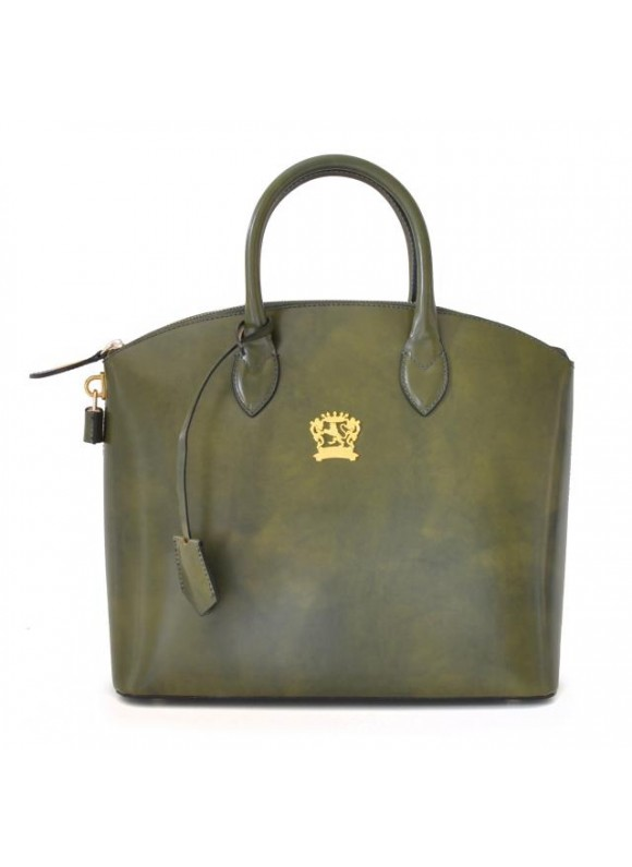 Pratesi Versilia R Woman Bag - Radica Dark Green