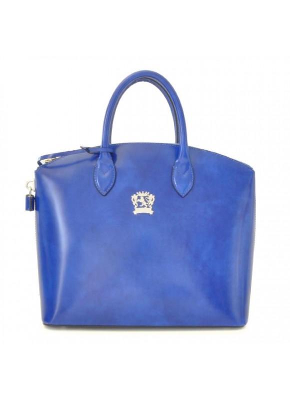 Pratesi Versilia R Woman Bag - Radica Electric Blue