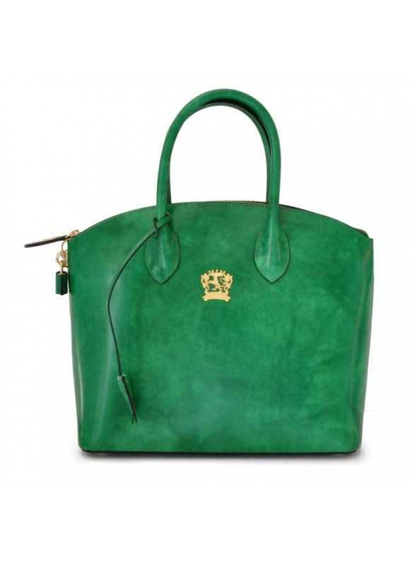 Pratesi Versilia R Woman Bag - Radica Emerald