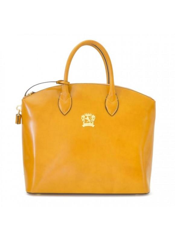 Pratesi Versilia R Woman Bag - Radica Mustard