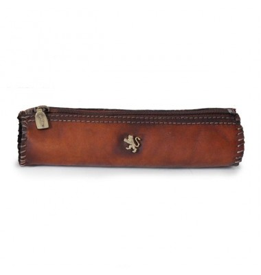Pratesi Pencilcase in cow leather 096 - Bruce Brown