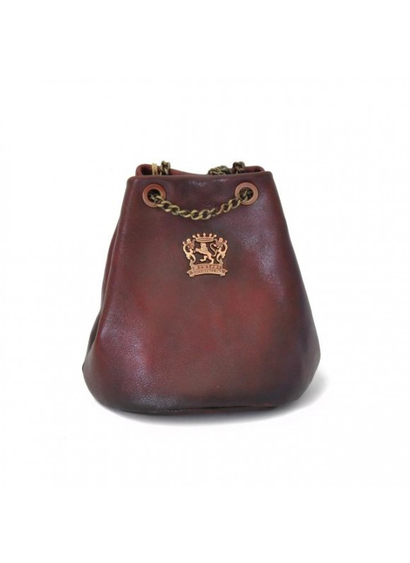 Pratesi Pienza Bag in cow leather - Bruce Chianti
