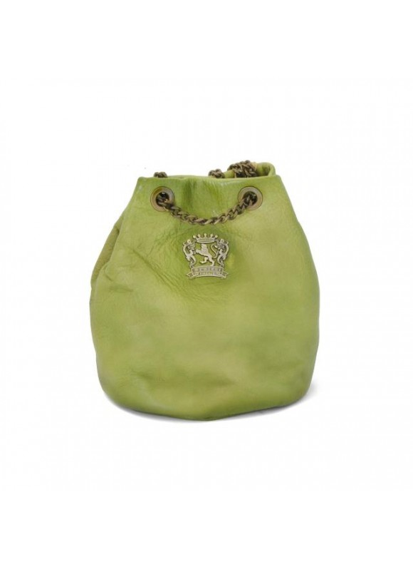 Pratesi Pienza Bag in cow leather - Bruce Green