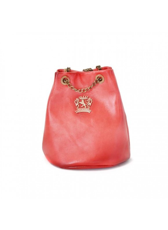 Pratesi Pienza Bag in cow leather - Bruce Pink