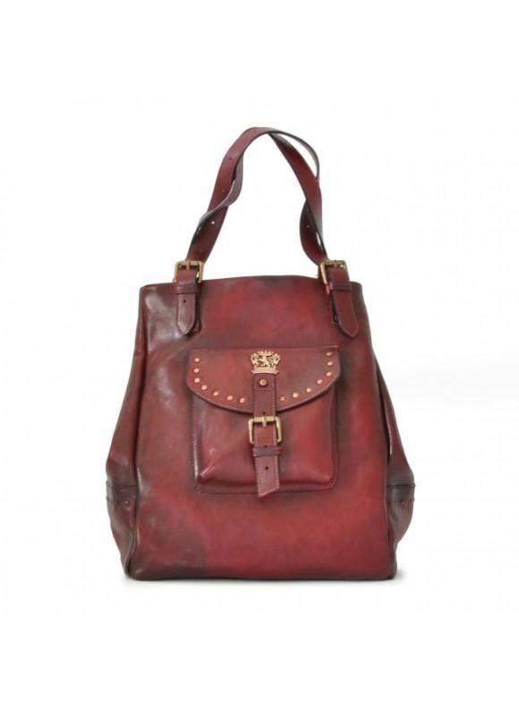 Pratesi Woman Bag Talamone in cow leather - Bruce Chianti