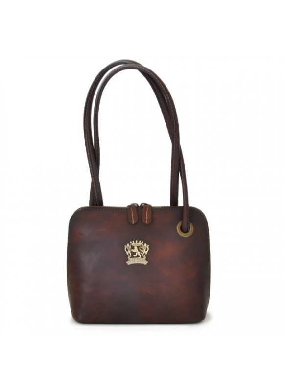Pratesi Roccastrada Woman Bag in cow leather - Bruce Coffee
