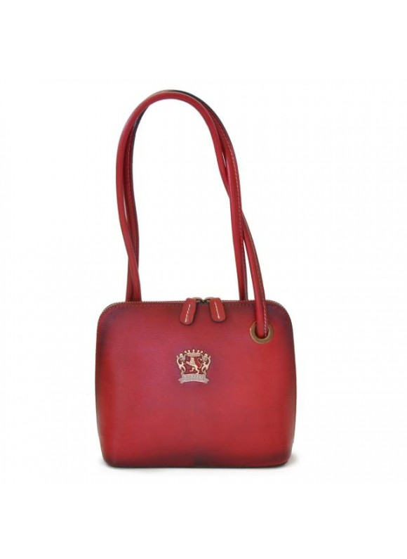 Pratesi Roccastrada Woman Bag in cow leather - Bruce Pink