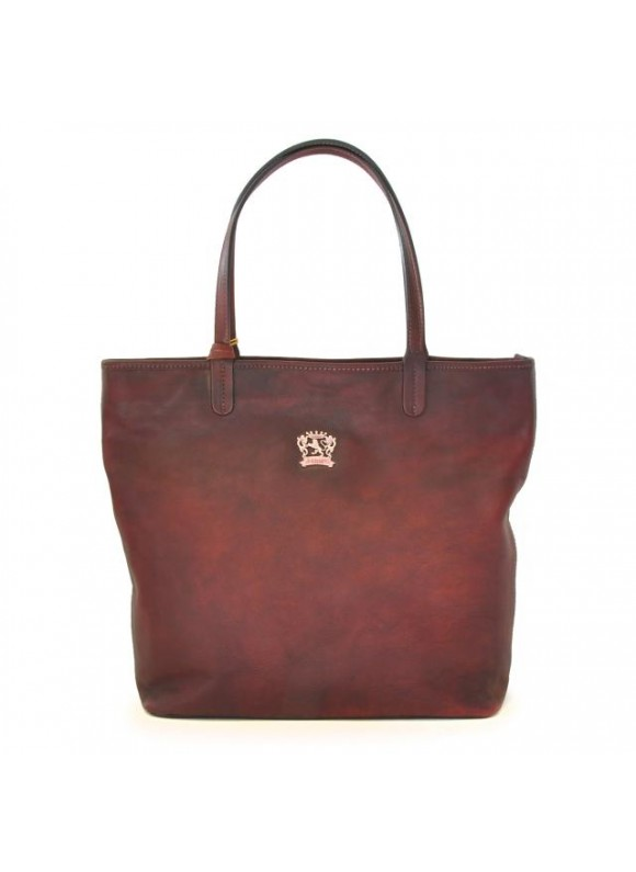 Pratesi Monterchi Tote Bag in cow leather - Bruce Chianti