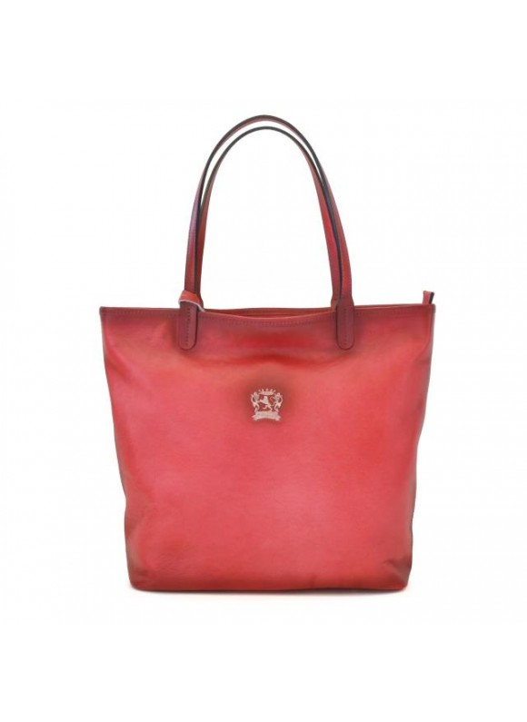 Pratesi Monterchi Tote Bag in cow leather - Monterchi Tote Bag in cow leather