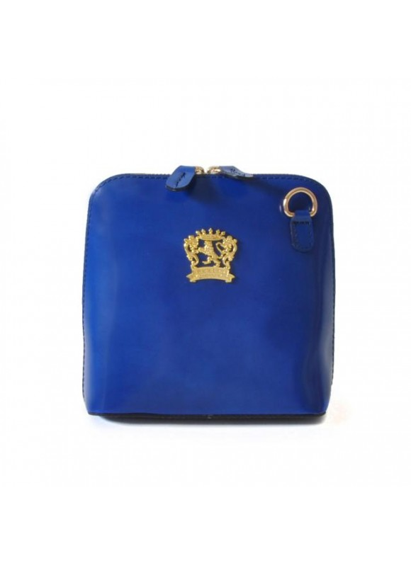 Pratesi Volterra Woman Clutches in cow leather - Radica Electric Blue