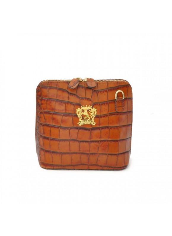 Pratesi Volterra King Borsa da Donna - King Cognac