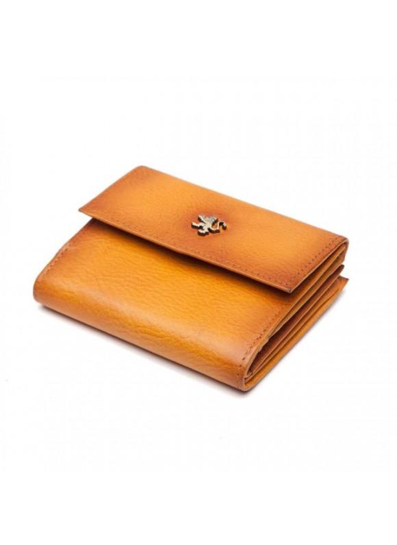 Pratesi Palazo Taglieschi Wallet - Bruce Cognac
