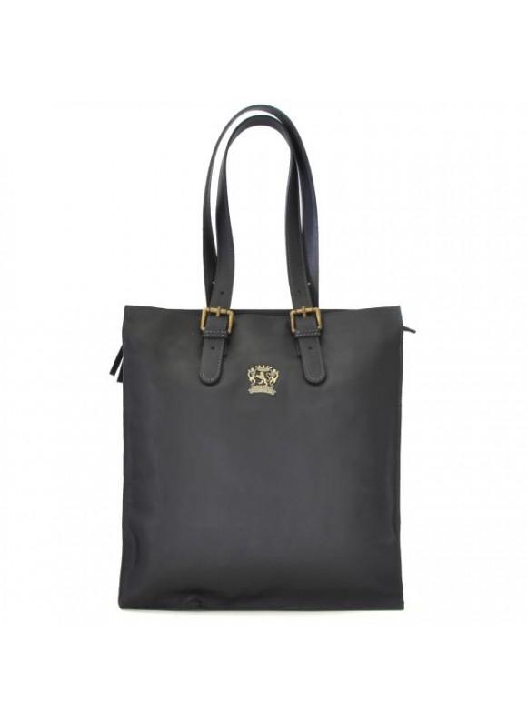 Pratesi Tote Bag Bibbiena in cow leather - Tote Bag Bibbiena in cow leather