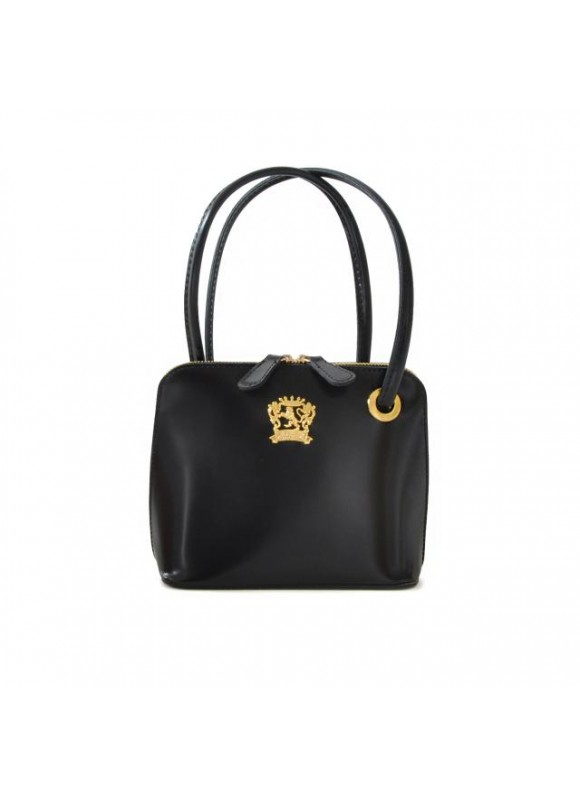 Pratesi Roccastrada Woman Bag in cow leather - Radica Black