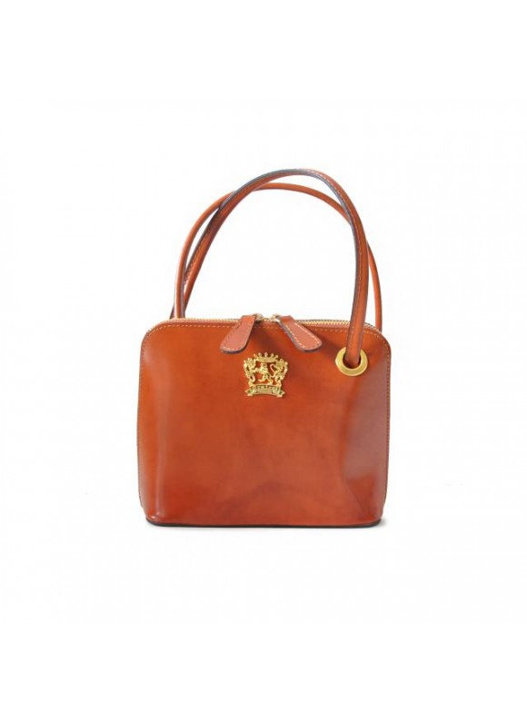Pratesi Roccastrada Woman Bag in cow leather - Radica Brown