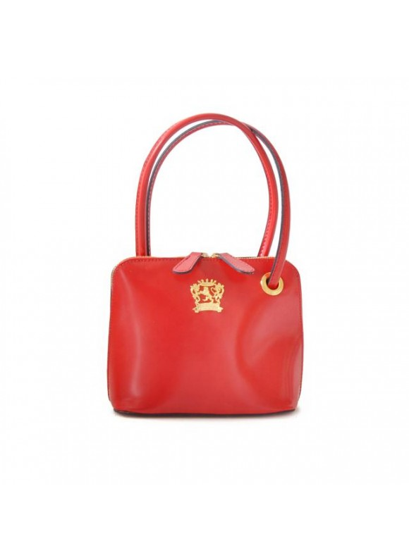 Pratesi Roccastrada Woman Bag in cow leather - Radica Cherry