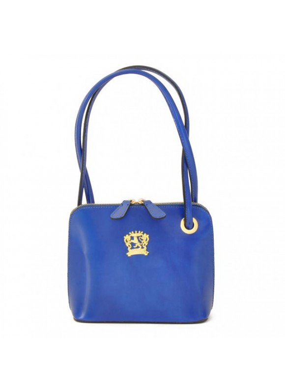 Pratesi Roccastrada Woman Bag in cow leather - Radica Electric Blue