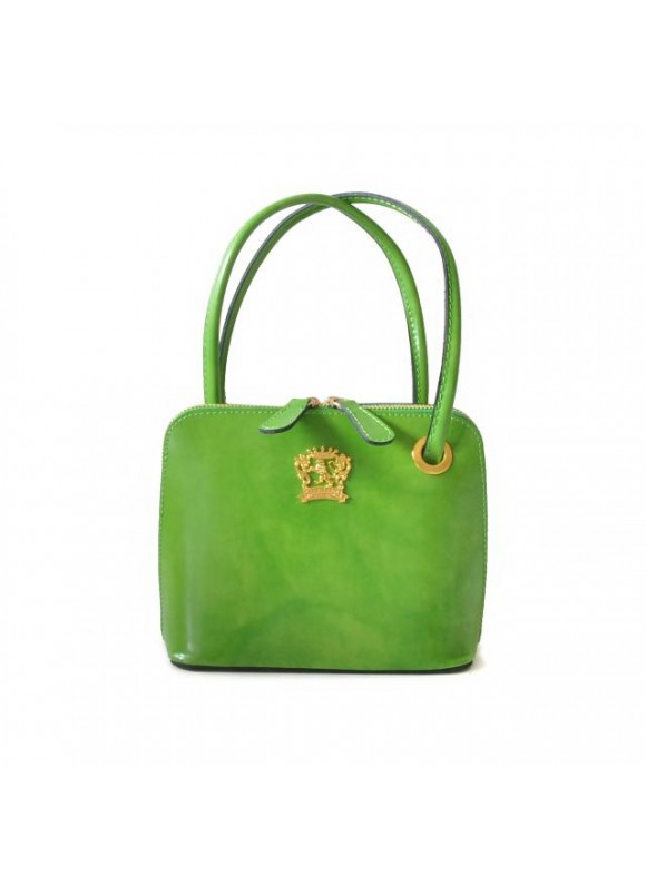 Pratesi Roccastrada Woman Bag in cow leather - Radica Green