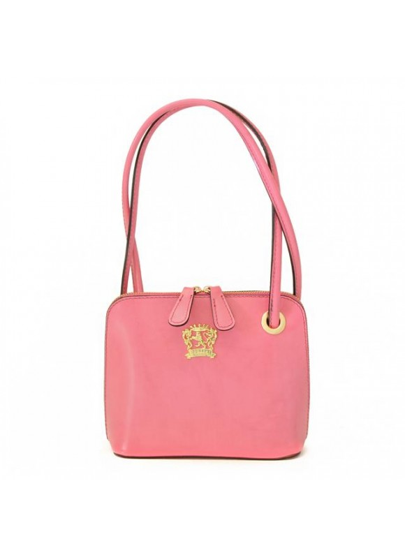 Pratesi Roccastrada Woman Bag in cow leather - Radica Pink
